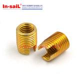 Ensat, Keensert, noix de garniture intérieure de Keysert pour le matériau en métal