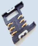Type connecteur de clip d'oreille de SIM