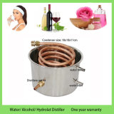 10L/3gal de Distillateur van het Water van het roestvrij staal met het Vaatje van de Dreun
