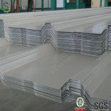 Feuille ondulée de toiture de PPGI pour la Chambre en acier