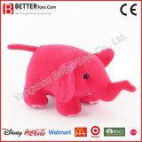 De gevulde Roze Olifant van het Speelgoed voor Jonge geitjes/Kinderen/Baby