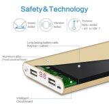 Carregador portátil do banco da potência para a bateria Pocket magro de Smartphones