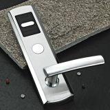 Fechamentos de porta inteligentes impermeáveis eletrônicos a pilhas do hotel do leitor de cartão