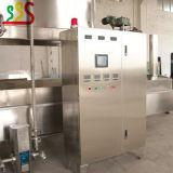 Hoch entwickelter Entwurfs-automatische kontinuierliche Bratpfanne, die Maschine mit Schmierölfilter-System brät