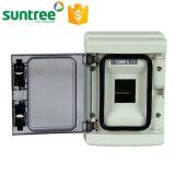 Casella di distribuzione elettrica per 2p a 32p (ABS e Ppc)