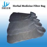 Центрифугуйте мешок ткани фильтра с верхний разгржать