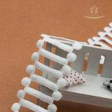 Merletto del cotone del ricamo del merletto della scaletta degli accessori per il vestito da partito delle ragazze