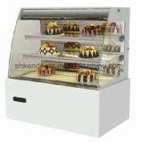 좋은 품질 상업적인 케이크 진열장 냉장고