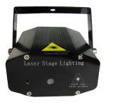 Effetto Twinkling della stella di multi del reticolo mini del laser illuminazione della fase con telecomando