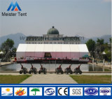 Weißes Belüftung-Aluminiumfestzelt-Zelt-niedriger Preis für Verkauf
