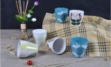 Varia taza de café de la porcelana de la talla para el regalo
