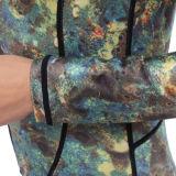 Protetor de nylon longo do prurido do `S Lycra das mulheres para o Swimwear, o Sportswear e o terno surfando