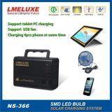 lumière de remplissage de fonction de téléphone mobile du système 10W solaire
