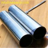 Pipe pneumatique durcie de cylindre de chrome plaquée par acier non allié