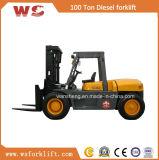 10トンの工場供給Price/10000kgのフォークリフトが付いているディーゼルフォークリフト