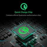 [Un des côtés de pouvoir 10000mAh les plus puissants] chargeur de batterie portatif en aluminium de prime d'Anker Powercore+ 10050 avec la technologie rapide de la charge 2.0 de Qualcomm