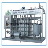 완전한 우유 또는 주스 생산 라인을%s 격판덮개 Pasteurizer 기계장치 장비가 자동적인 ISO에 의하여 증명서를 주거나 설치한다