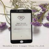 vidrio de cal sodada ultrafino claro de 0.55m m para la cubierta del teléfono móvil