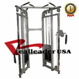 /Body Bulidのための適性装置の二重調節可能なプーリーかホーム使用またはProfessinalの使用または体操