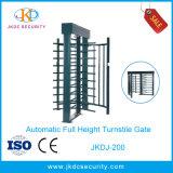 セリウムISO 304#Stainlessの鋼鉄RFID完全な高さの回転木戸