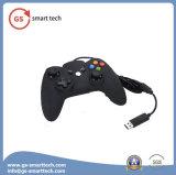 Controlador prendido do jogo do dobro do molde vibração confidencial para xBox360