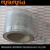 résistance ultra-mince de 0.05mm étiquette électronique d'acide et d'alcali à IDENTIFICATION RF