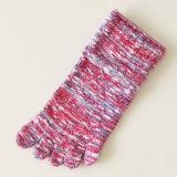 Связанный OEM Socks 5 носок пальца ноги в стиле фанк