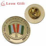 Corrente chave personalizada da forma do coração do chapeamento de cristal (LM1101)