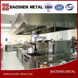 台所装置のためのステンレス鋼のシート・メタルの製造の金属の機械装置部品