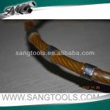 Il collegare ha veduto D10.5 per il taglio duro del granito