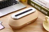 Altofalante sem fio portátil Daniu Ds-7614 de Bluetooth da tela com controle do toque (cartão de AUX/Bluetooth /FM/TF)