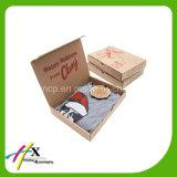 ロゴの熱い販売のカスタム印刷のギフトのペーパー包装ボックス