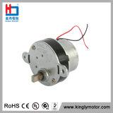 Motor del engranaje de la C.C. de RoHS del Ce del cepillo del diámetro 32m m 12volt 20rpm