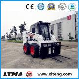 Schienen-Ochse-Ladevorrichtung China-Ws50 mit der Kapazität der Wannen-0.35m3