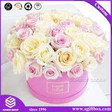 Kundenspezifischer Drucken-Speicher-Vierecks-Blumen-Luxuxkasten
