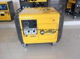 4 치기 단 하나 실린더 디젤 엔진 Genset 발전기