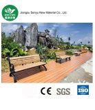 熱い販売の木製のプラスチック合成の庭のベンチ
