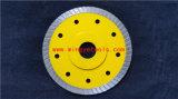 La herramienta eléctrica diamante circular de 36 pulgadas vio la lámina