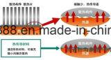 Pegamento 1.8W del silicón de aplicación en caliente para la electrónica
