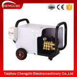 Machine à haute pression électrique de nettoyage de l'eau de qualité