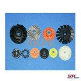 Пластичный вентилятор мотора Mirco впрыски с по-разному пластичным материалом