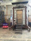 ULの証明の木製火の評価されるドア
