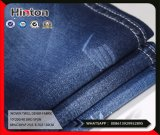 Tissu de denim de sergé d'extension de polyester de coton de Siro Spuning