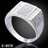 형식 보석 마이크로 반지 은 925 Hotsale