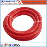 Flexibler Gummi u. Belüftung-Luftverdichter-Schlauch/flaches umsponnenes Rohr des Bergbau-Schlauch-/Kurbelgehäuse-Belüftung