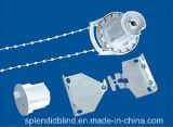 шторки ролика 38mm с рельсом пробки металла (SGD-R-3009)