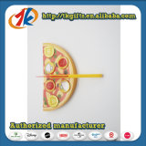 Het nieuwe Product 4 Stukken van het Voedsel van de Pizza beweert het Stuk speelgoed van het Spel van het Jonge geitje