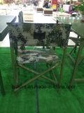 간편 의자 금속 프레임 Ourtdoor 옥외 접히는 가구