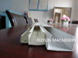Belüftung-Fenster-Profil-Extruder-Maschine