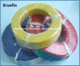 Câblage cuivre à un noyau enduit de PVC